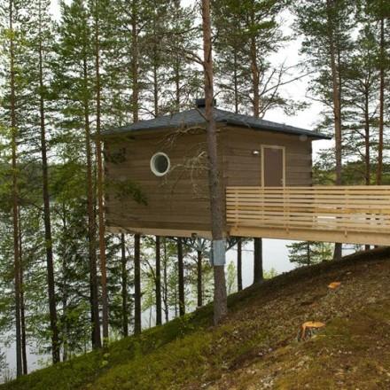 Granö Beckasin camping och stugby