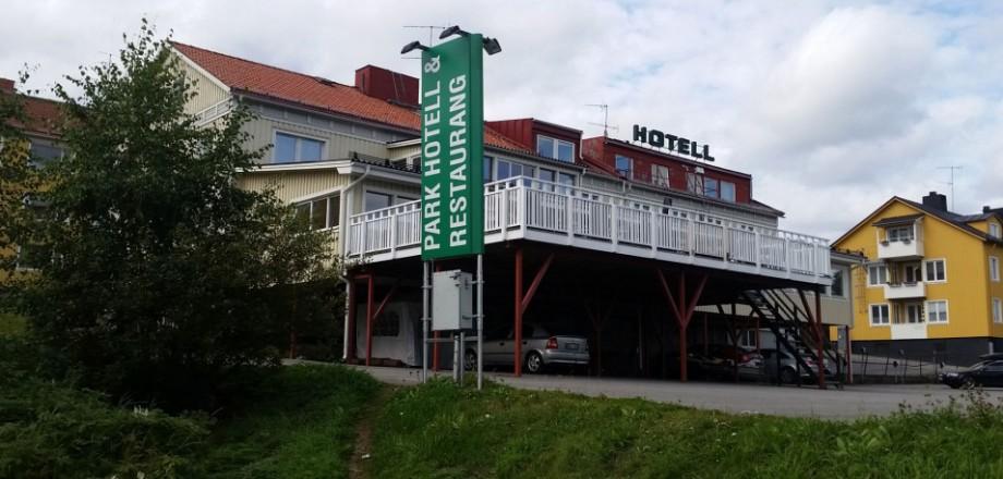 Restaurang - Park Hotell