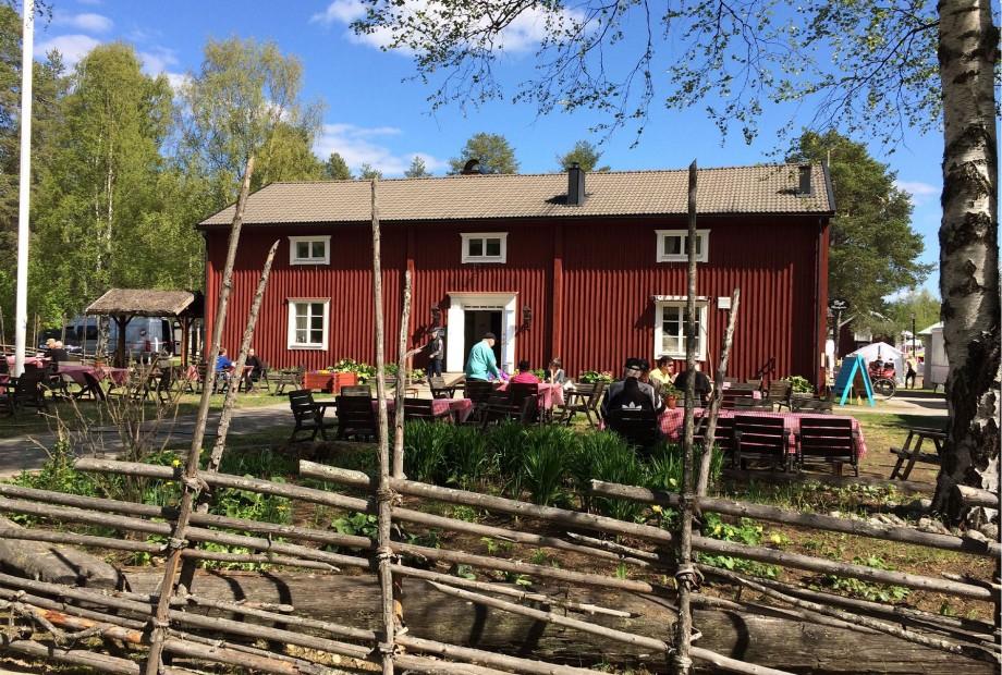 Café Ruselegården